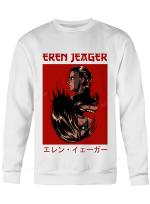 Attack on Titan Sweatshirt | Eren Jeager