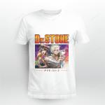 Dr. Stone T-shirt   Dr. Stone 2