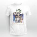 Dr. Stone T-shirt | Senku Ishigami 1