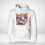 Dr. Stone Hoodie   Dr. Stone 2