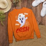 Crockcool Halloween Nurse Boo Crew Funny Costume