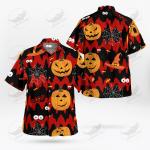 Halloween Creepy Spooky Pumpkin Ghost