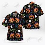 Happy Halloween Pumpkin Ghost Witch