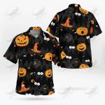 Happy Halloween Pumpkin Black Orange