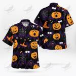 Happy Halloween Pumpkin Pupple Orange