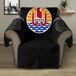 """French Polynesia Recliner Sofa Protector 28""""   Home Set   Home Decor   rugbylife"""