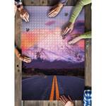 New Zealand Mount Ngauruhoe Sunset Puzzle K5 - 1st New Zealand