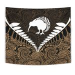 Kiwi Silver Fern Classic Tapestry Gold K4 - 1st New Zealand