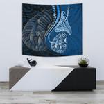 Fish Hook Polynesian Tapestry Manta Polynesian TH65 - 1st New Zealand