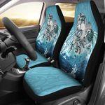 Maori Manaia The Blue Sea Car Seat Cover K5 - 1st rugbylife