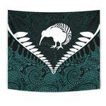 Kiwi Silver Fern Classic Tapestry Dark State K4 - 1st New Zealand