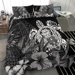 Polynesian Turtle Pineapple Bedding Set K5 - rugbylife.co