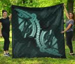 Polynesian Premium Quilt TH5 - rugbylife