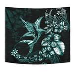 Marlin Polynesian Tapestry Hibiscus Polynesian TH5 - 1st New Zealand