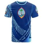 Guam T-Shirt - Polynesian Patterns Sport Style - BN01