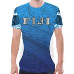 Fiji Rugby Over Print T-Shirt BN10
