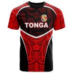 Tonga T-Shirt - Polynesian Sport Style - Bn39