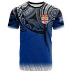 Fiji Melanesia T-Shirt - Tattoo Pattern - BN12