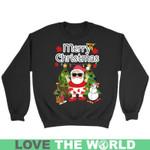 Canada - Merry Christmas T-Shirt 03 H4