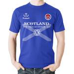 Scotland T-shirt - Annand Scottish Family A9