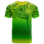 Cook Islands Polynesian T-Shirt - Tattoo Pattern - BN12