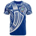 Guam Polynesian T-Shirt - Tribal Tattoo - BN12