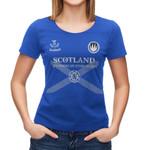 Scotland T-shirt - Anstruther Scottish Family A9