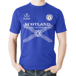 Scotland T-shirt - Adamson Scottish Family A9