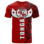 Tonga Polynesian T-Shirt - Tonga Wings - Bn15