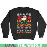 Canada - Merry Christmas T-Shirt 02 H4