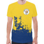 Niue T-Shirt - Smudge Style - Bn1510