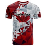 Canada T-Shirt - Polygon Version - Bn04