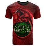 Wales T-shirt - Cymru Am Byth - BN15