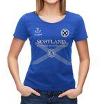 Scotland T-shirt - Anderson Scottish Family A9