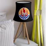 French Polynesia Drum Lamp Shade  | Highest Quality | Home Set | Home Decor