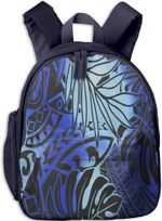 Fabric Polynesian Tattoo Children's Bags Girls Boy Bags for Kids A7