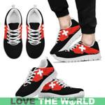 Switzerland (Men's / Women'S) Black Sneaker A9