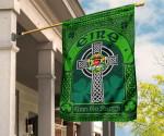Ireland St. Patrick's Day Éire Flag - Erin go bragh Claddagh Ring Celtic Cross - BN21