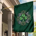 Celtic Flag - Ireland Celtic Shamrock - BN21