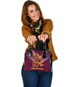 Brisbane Broncos Indigenous Shoulder Handbag A7