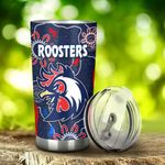 Sydney Tumbler Roosters Anzac Day Unique Indigenous A7
