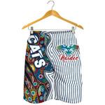 Geelong Naidoc Week All Over Print Men's Shorts Cats Indigenous Version Special A7