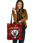 North Sydney Tote Bag The Bears Indigenous
