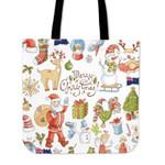 New Zealand Christmas Tote Bag