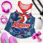 Rooster Indigenous Women's Racerback Tank Rugby