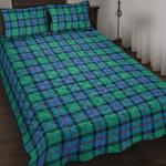 1sttheworld Bed Set - Flower Of Scotland Tartan Quilt Bed Set A7