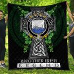 1sttheworld Premium Quilt - House of O'CAHILL Irish Family Crest Quilt - Irish Legend A7