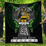 1sttheworld Premium Quilt - Morrissey Irish Family Crest Quilt - Irish Legend A7