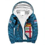 Alohawaii Clothing - Fiji Nesian Style Sherpa Hoodie J0