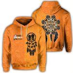 Alohawaii Clothing - OrangeShirtDay Hoodie - Every Child Matters Feathers Hoodie J0